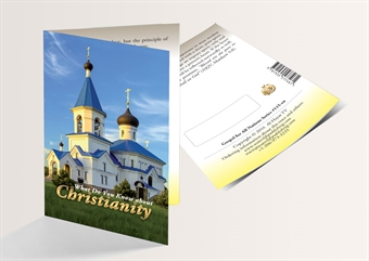 What Do You Know about Christianity? (English Version) - 250 Copies