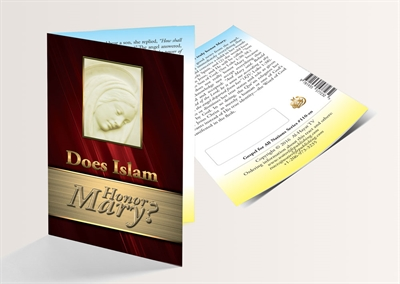 Does Islam Honor Mary? (English Version) - 250 Copies