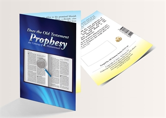 Does the Old Testament Prophesy the Coming of Muhammad? (English Version) - 250 Copies